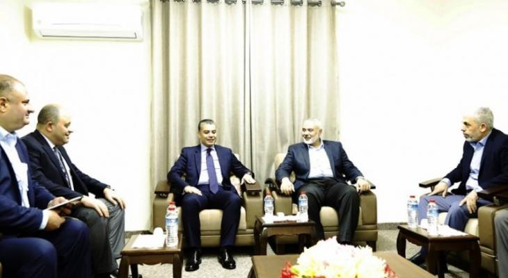 """مصادر مطّلعة لـ""""خبر"""": الوفد المصري أنهى اجتماعات مهمة مع أبو عمرو وحماس"""