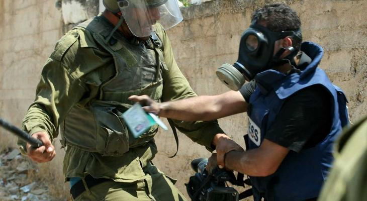 اتحاد الصحفيين الأجانب يندد بتفتيش شرطة الاحتلال لصحفية فلسطينية.jpg