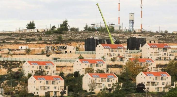 بناء مستوطنات
