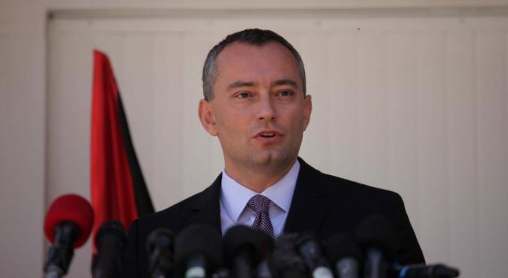 """العبري: مصر استدعت """"ملادنيوف"""" إلى القاهرة لبحث التصعيد في غزة"""