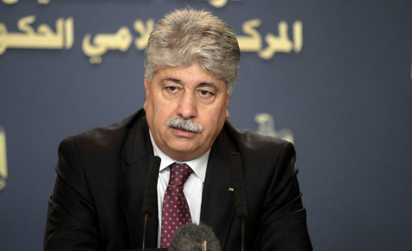 مجدلاني يدعو اليابان للاعتراف بدولة فلسطين لأجل حماية حل الدولتين
