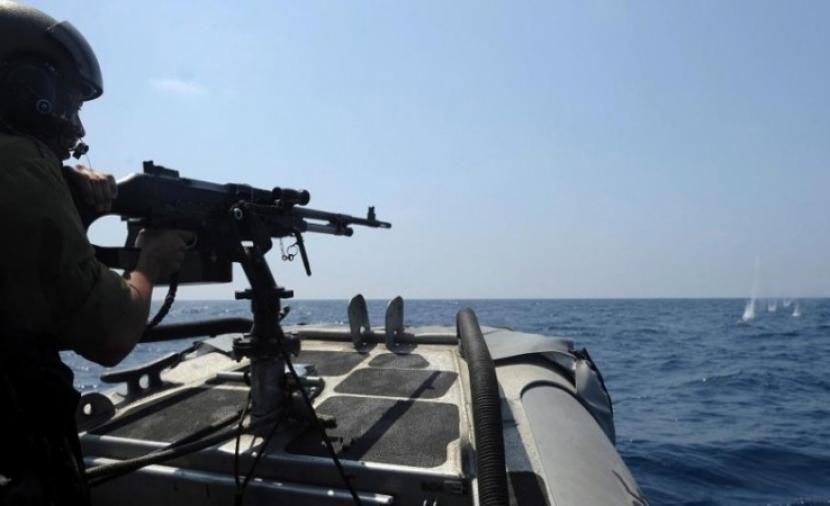 الاحتلال يستهدف الأراضي الزراعية والصيادين جنوب وغرب غزة