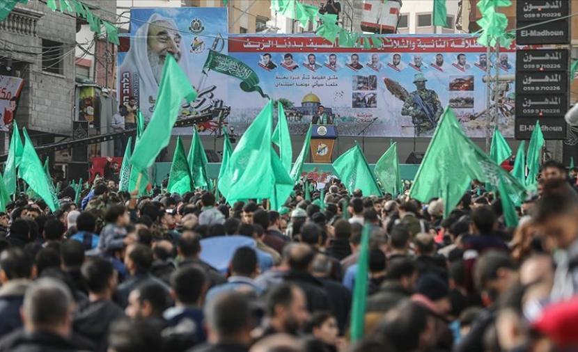 حركة حماس تدعو لإشعال الأرض لهيباً تحت أقدام الاحتلال