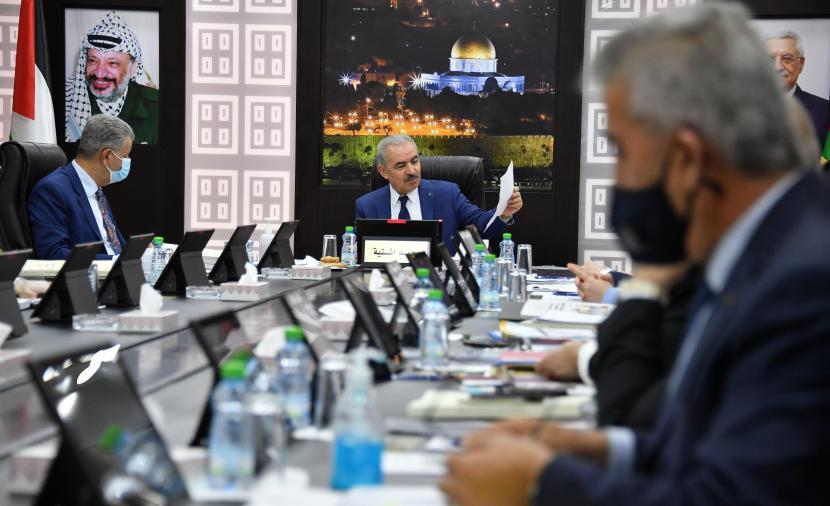 طالع قرارات مجلس الوزراء في  جلسته الأسبوعية اليوم برام الله