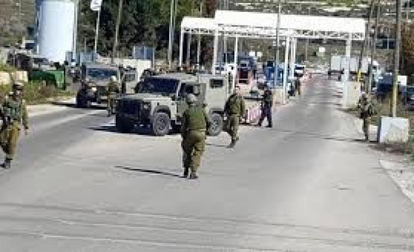اندلاع مواجهات مع الاحتلال على المدخل الشمالي للبيرة