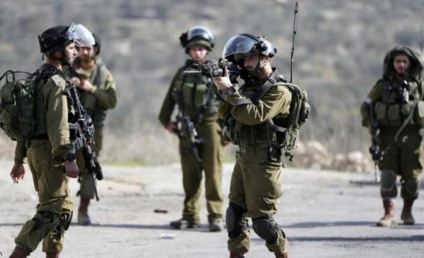 محدث إصابة شابين برصاص الاحتلال جنوب نابلس