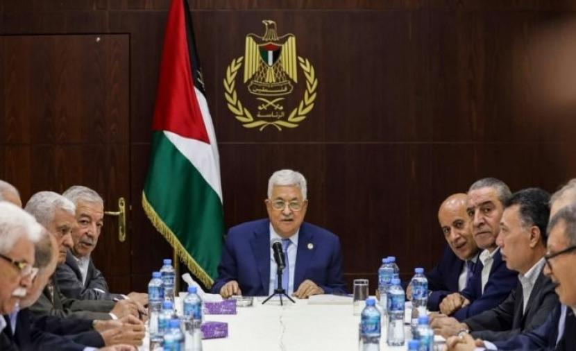 الرئيس يترأس اجتماعًا للجنة المركزية لمناقشة عدة ملفات