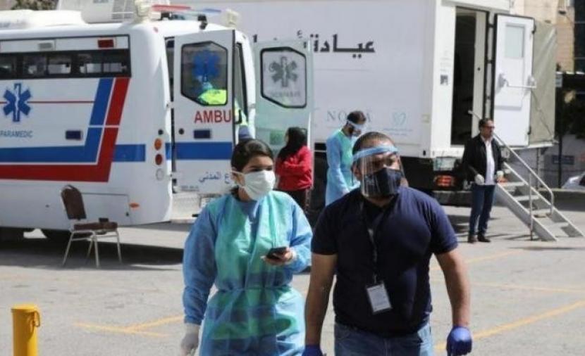 الأردن تسجيل 82 وفاة و2790 إصابة جديدة بفيروس كورونا