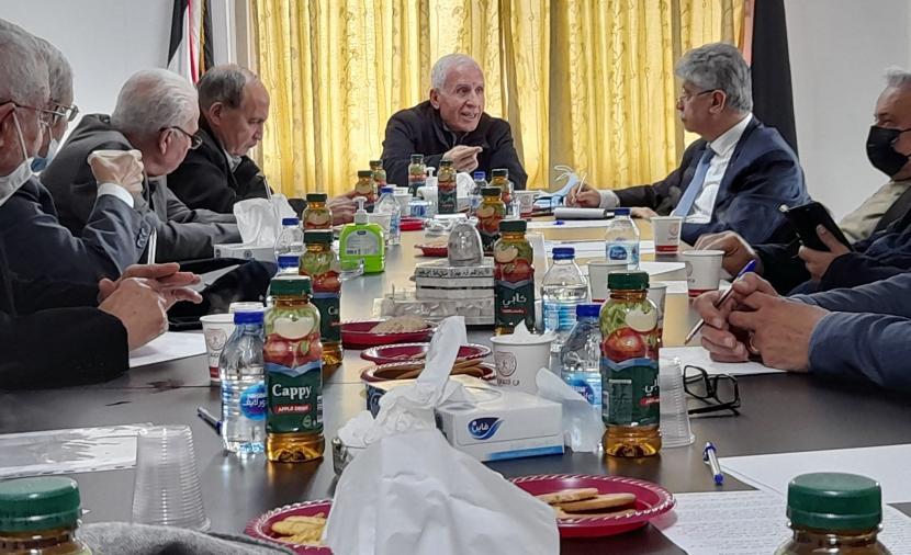 فصائل منظمة التحرير: لا انتخابات بدون القدس