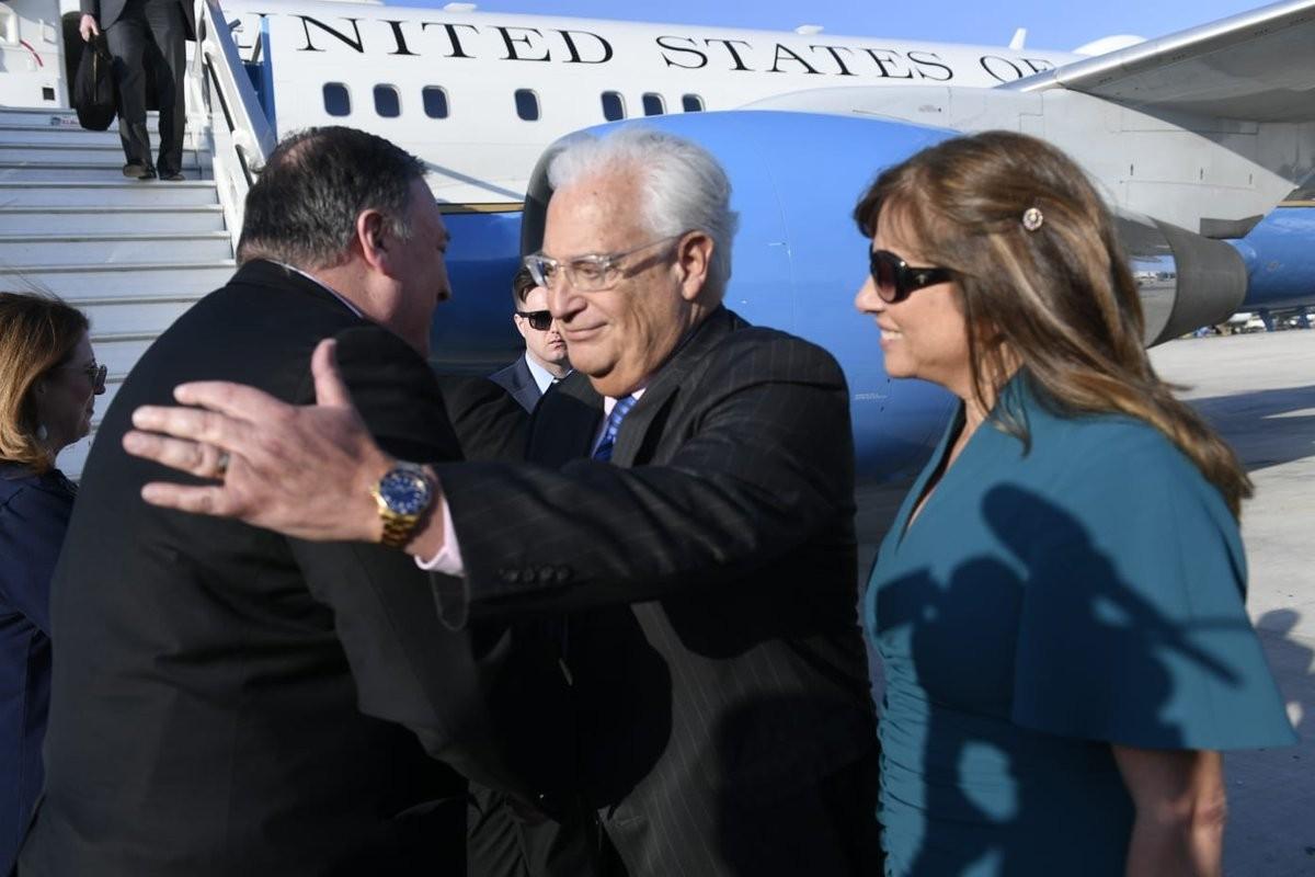 وزير الخارجية الأمريكي يزور فلسطين المحتلة لهذا السبب