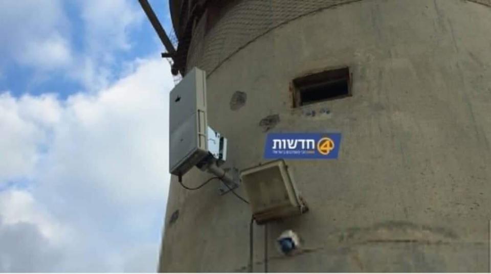 بالصور: الاحتلال يزعم تعرض موقع للجيش لإطلاق نار من داخل حدود غزّة