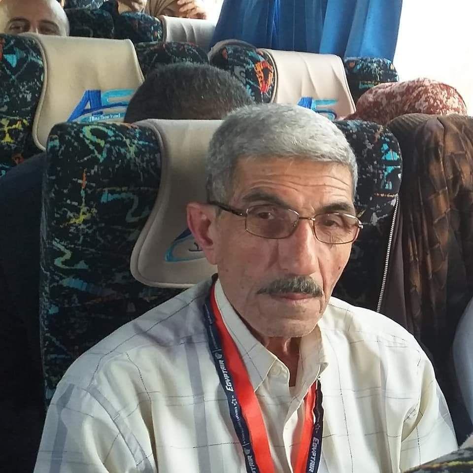 صورة: وفاة معتمر من غزة أثناء أدائه مناسك العمر في السعودية