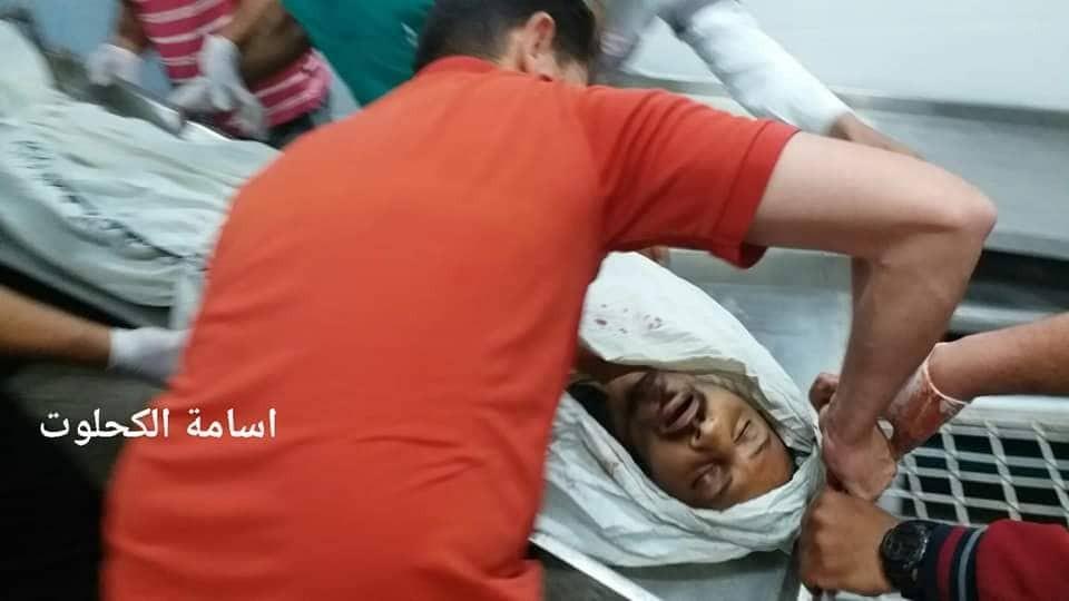 بالصور والأسماء: شهيدان بقصف طائرات الاحتلال موقع يتبع القسام وسط قطاع غزّة