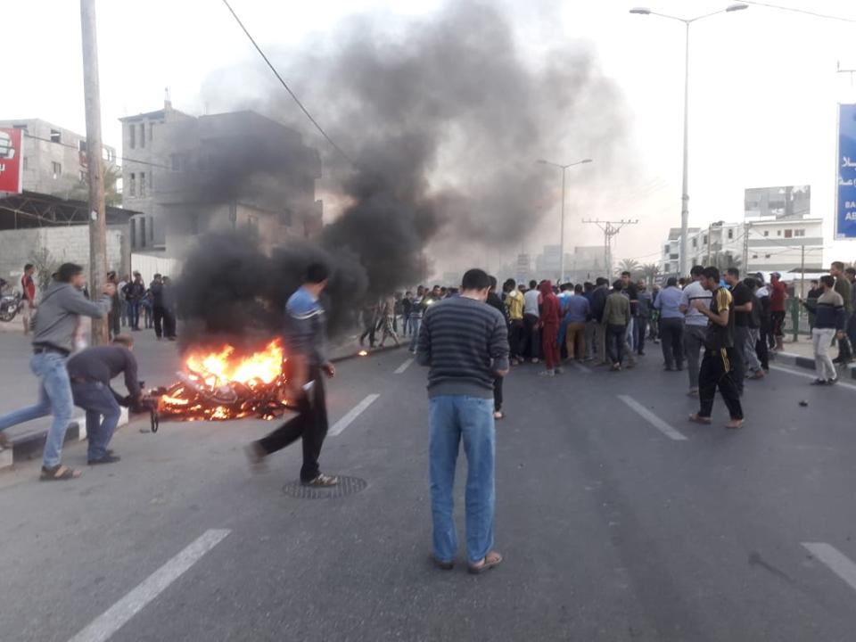 22 شهيداً في ثاني أيام العدوان الإسرائيلي على قطاع غزّة
