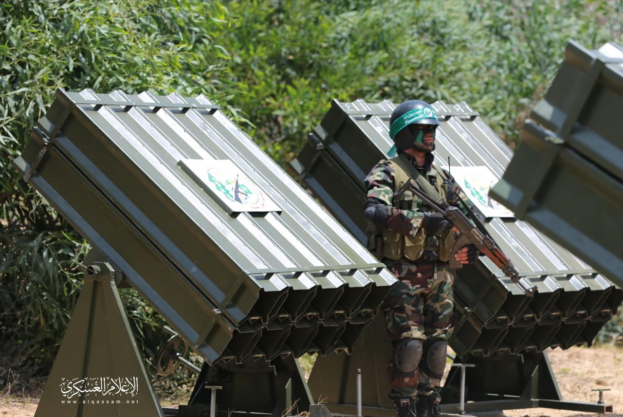 القسام يكشف معدّل إطلاق الصواريخ خلال جولة التصعيد الأخيرة