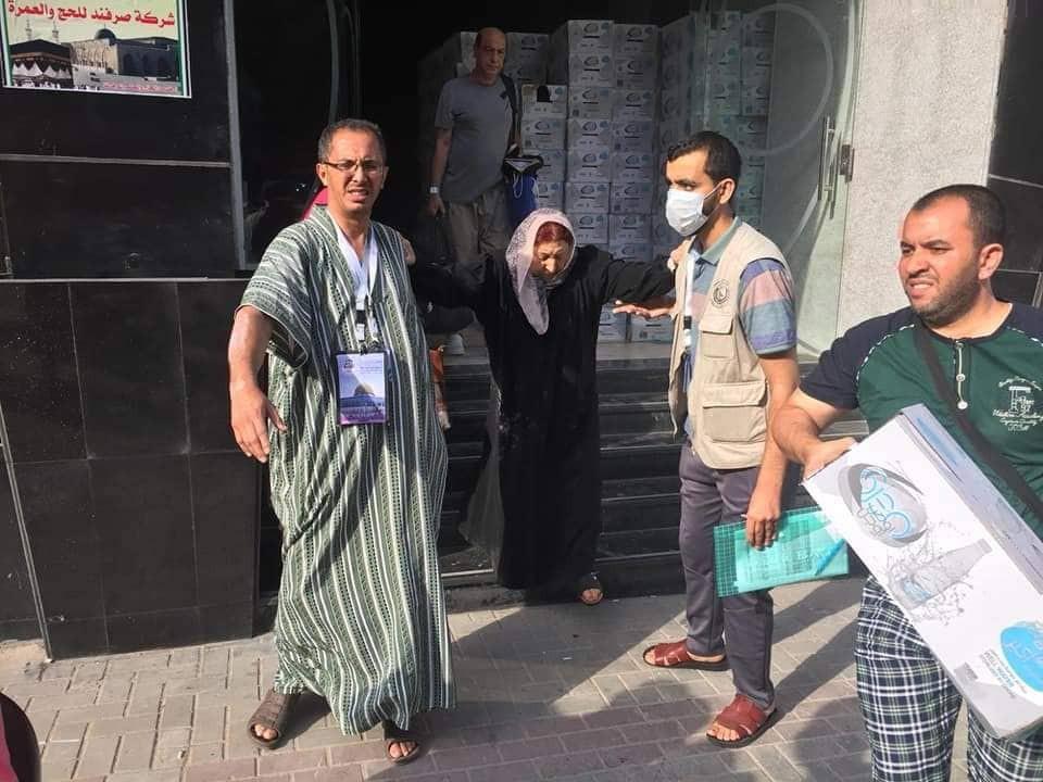 الأوقاف بغزّة تطمئن ذوي حجاج القطاع بأن جميعهم بخير