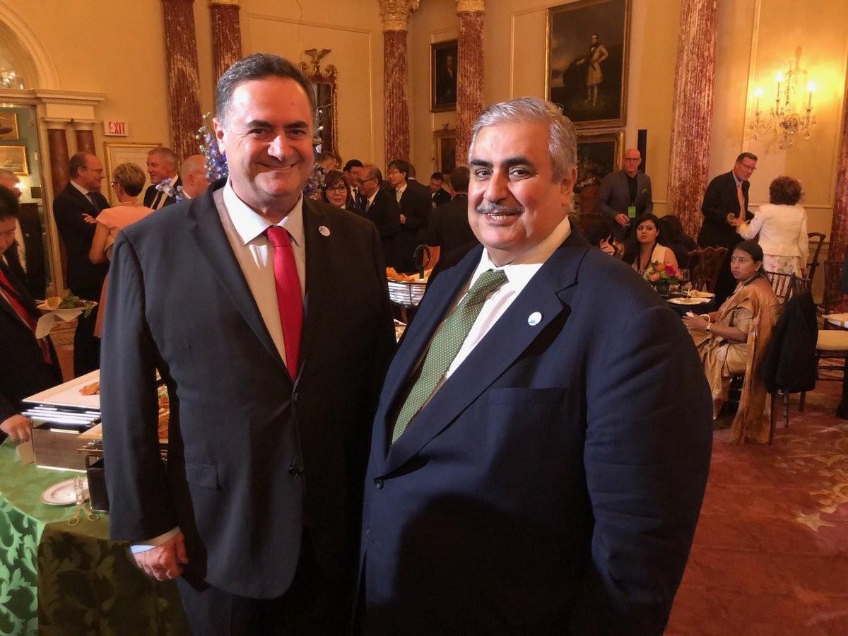 """انعقاد لقاء """"إسرائيلي بحريني"""" بشكل علنيّ في واشنطن"""