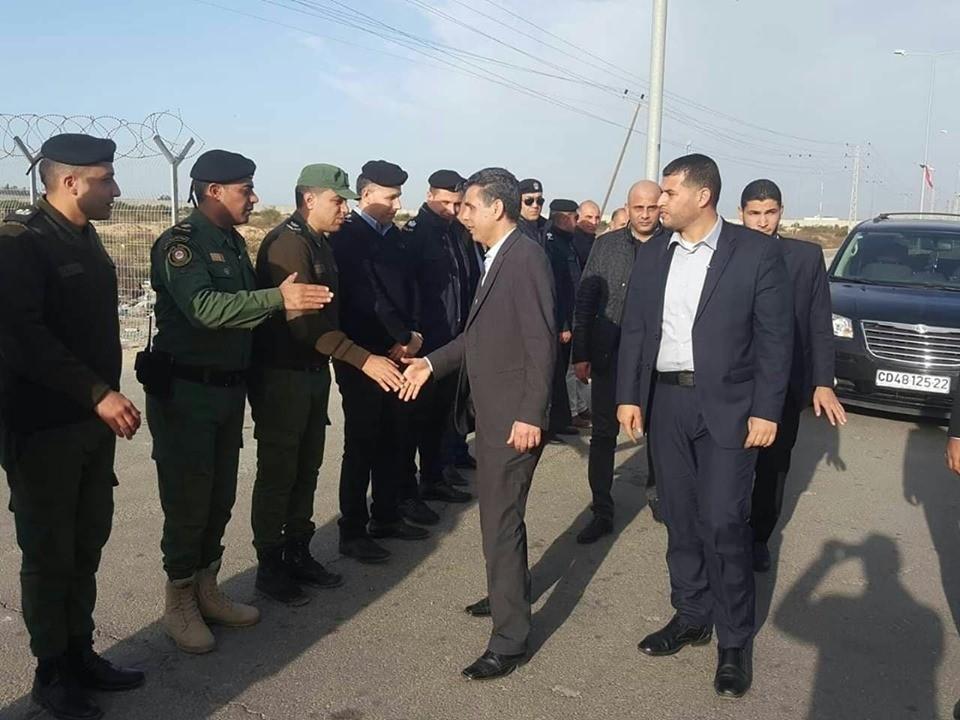 """بالصور: الكشف عن تفاصيل اجتماع """"حماس"""" بالوفد الأمني المصري في غزّة!"""
