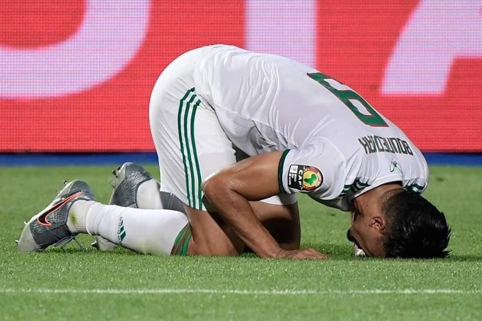 بالصور: الجزائر تتوج بطلاً لأمم أفريقيا على حساب السنغال