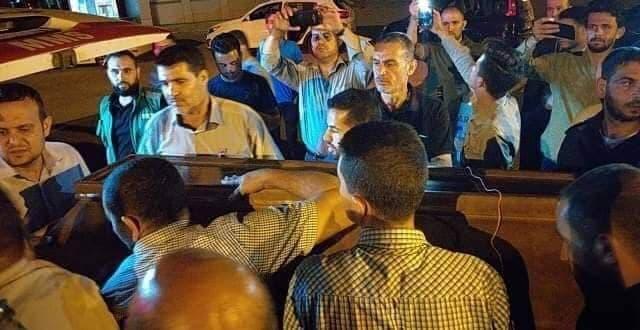 شاهد: جثمان شهيد الغربة تامر السلطان يصل غزّة قادماً من البوسنة والهرسك