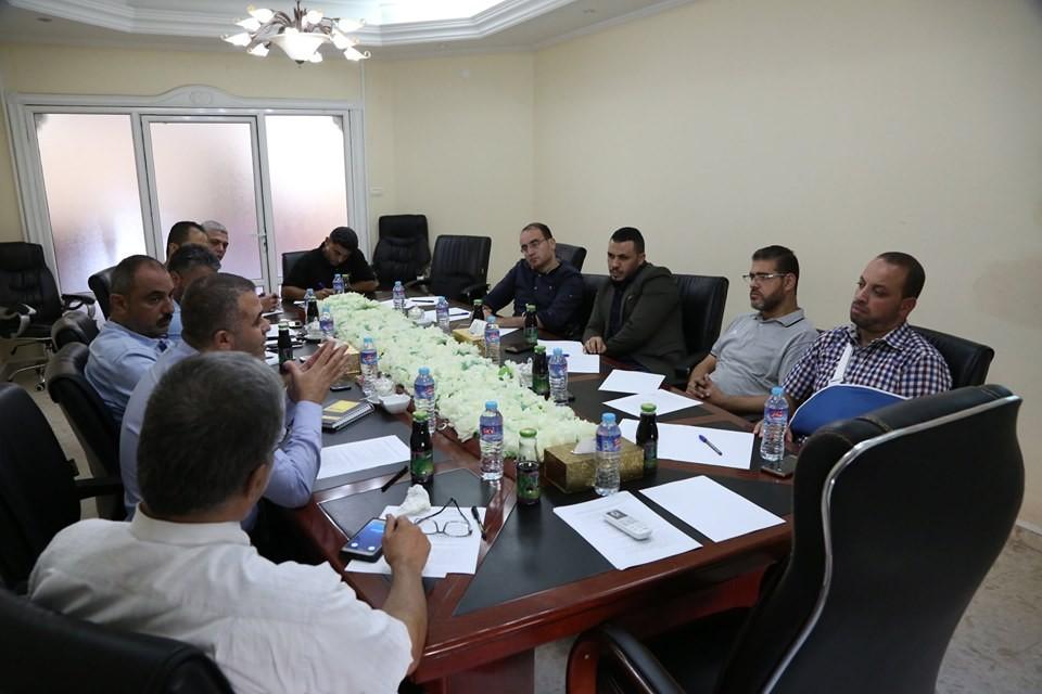 بالصور: 3 أطر صحفية تبحث سُبل إنجاح انتخابات نقابة الصحفيين
