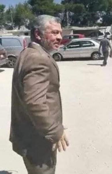شاهد: ملك الأردن يتنكر بزي رجل مُسن لتفقد مؤسسات المملكة العامة
