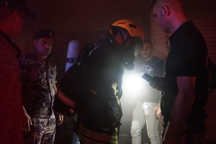 إصابة 9 مواطنين جراء اندلاع حريق في القدس
