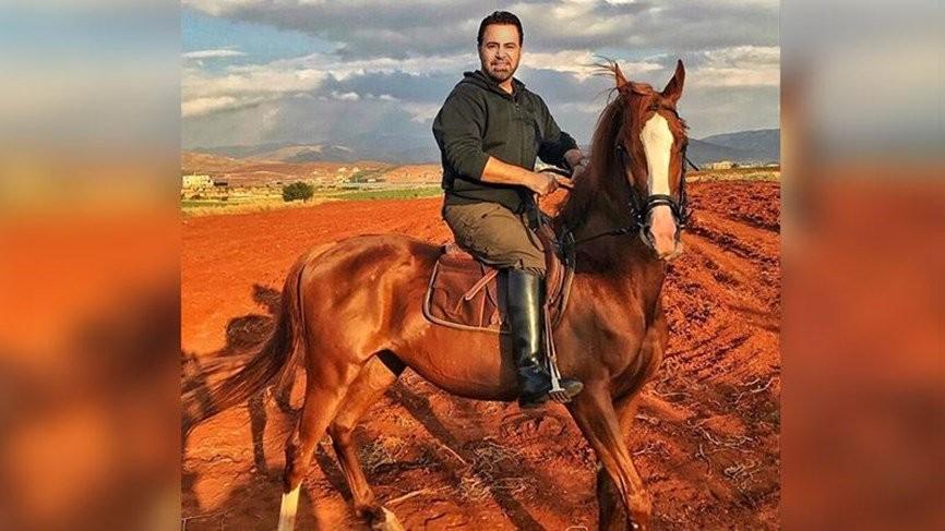 """""""عاصي الحلاني"""" يكشف مفاجأة حول حادثة الحصان! LNHRE"""