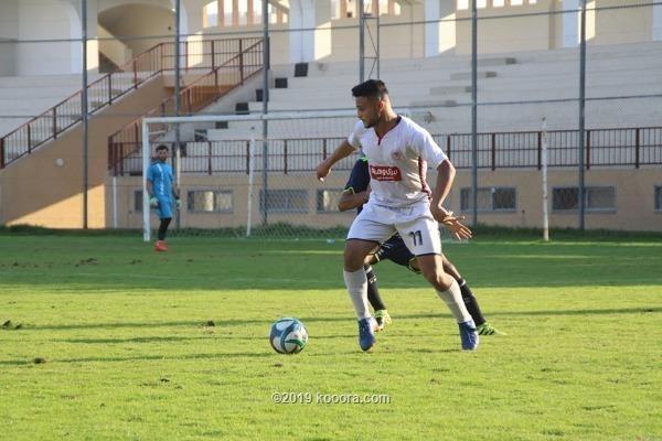 غزة الرياضي يحقق فوزاً سهلاً على الهلال
