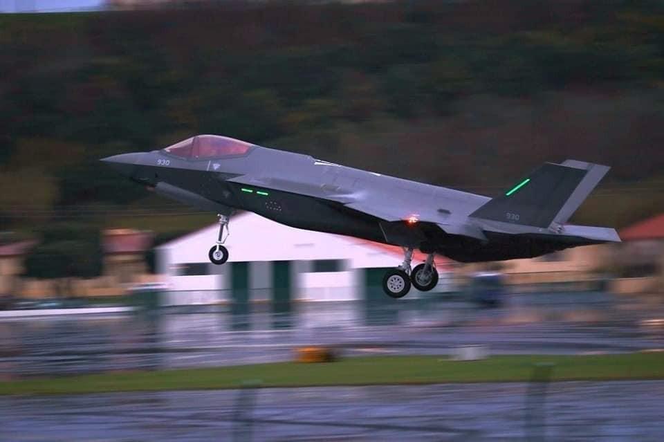 """أمريكا ترسل طائراتمن طراز F-35 إلى """"إسرائيل"""""""
