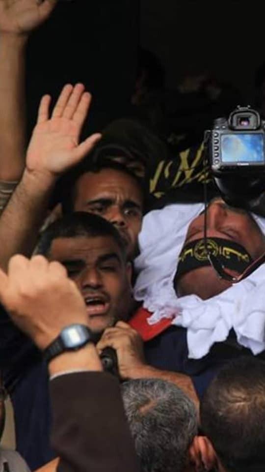 سرايا القدس تزف أحد قادتها الميدانيين وسط القطاع