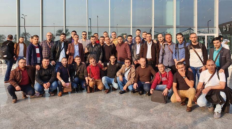 التعليم: وصول دفعتين من معلمي قطاع غزة لأرض الكويت