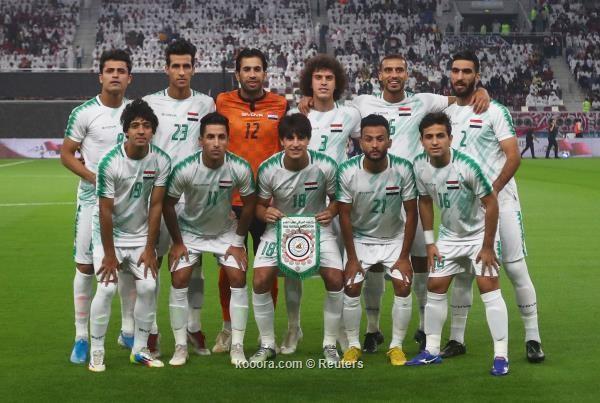 منتخب العراق يفاجىء المنتخب القطري في مباراة افتتاح خليجي 24