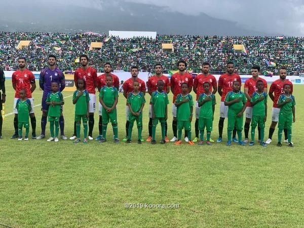 المنتخب المصري يقع في فخ التعادل أمام جزر القمر