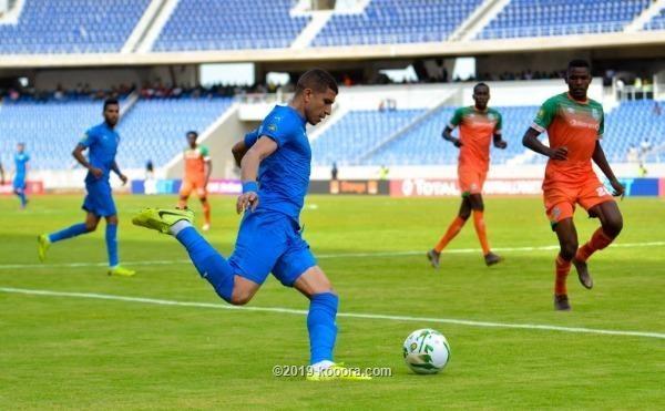 الزمالك يفرط في الفوز على الفريق الزامبي