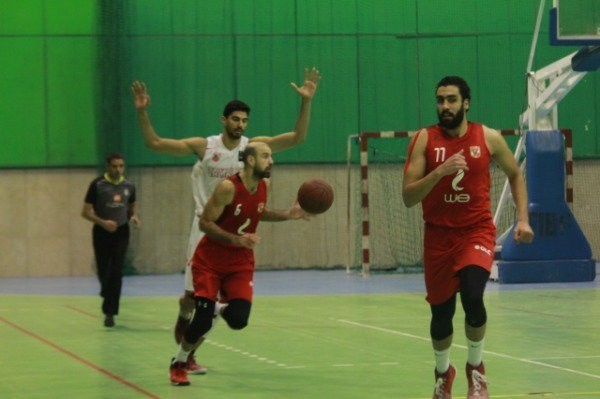 الأهلي يسحق الزمالك في دوري السوبر لكرة السلة