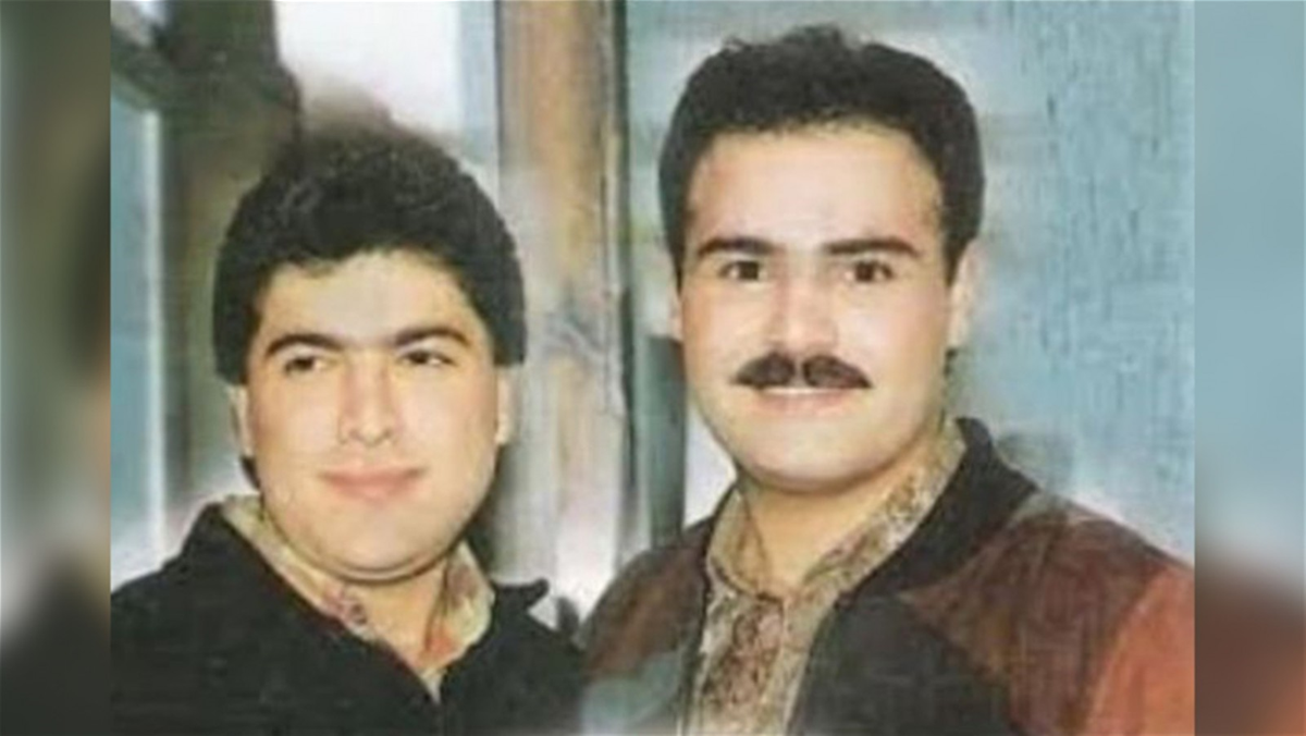 """شاهدوا: صورة نادرة لـ """"عاصي الحلاني ووائل كفوري"""" قبل 20 عاماً"""