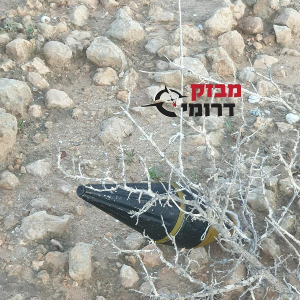 """الاحتلال يزعم العثور على بالون مفخخ في """"ديمونا"""""""