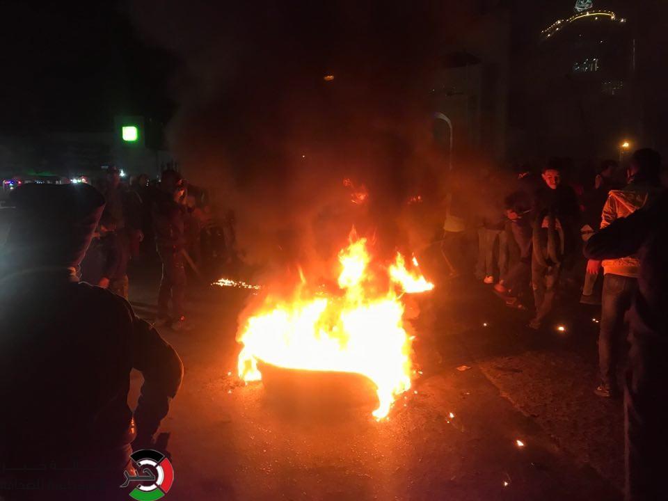 """شاهد: مسيرات غضب تجتاح شوارع قطاع غزّة رفضاً لمؤامرة """"صفقة القرن"""""""