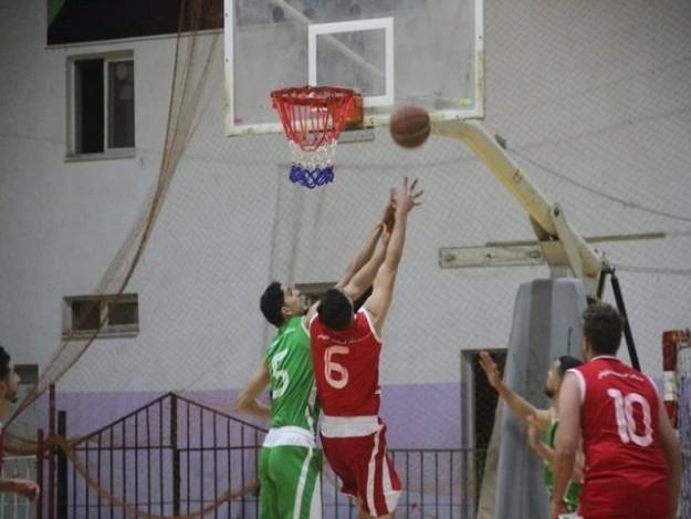 خدمات رفح يفوز على خدمات خانيونس بدوري جوال لكرة السلة