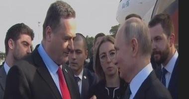 شاهد: بوتين يصل تل أبيب للمشاركة في منتدى الهولوكوست العالمي