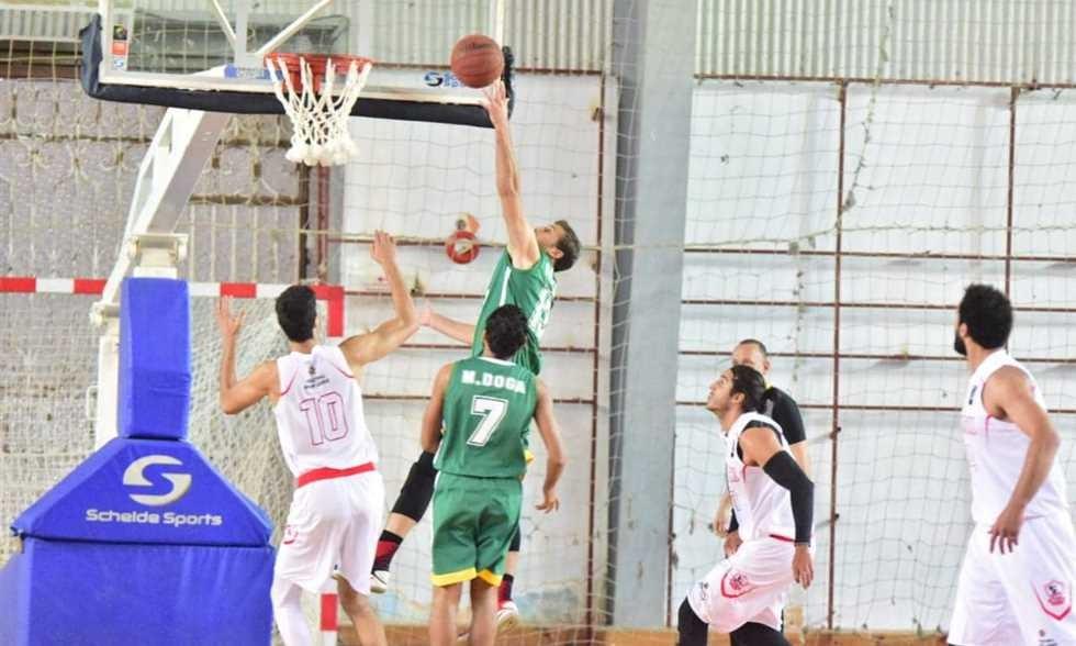 5 أشواط في مباراة مجنونة بين الاتحاد والزمالك بدوري السلة