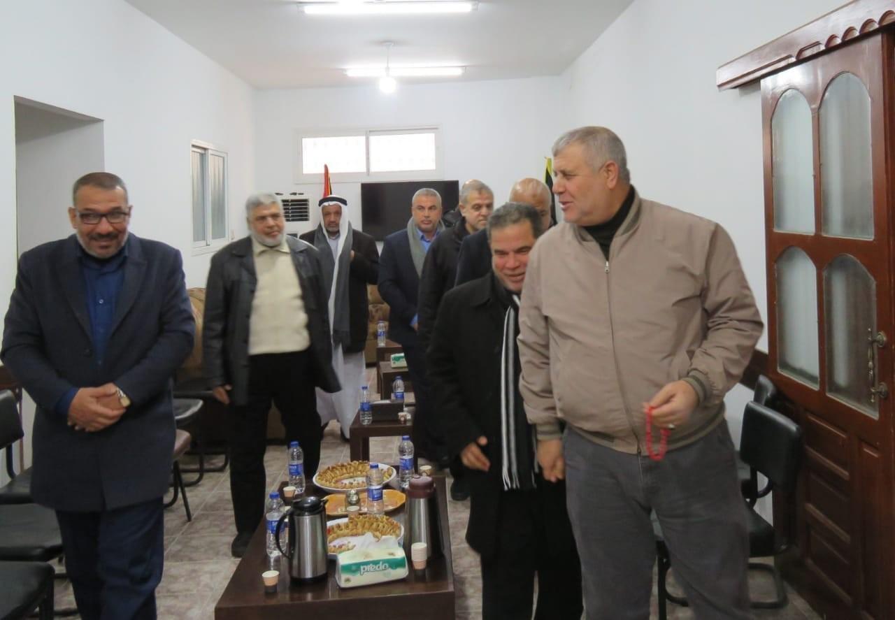 لقاء يجمع حماس والجهاد الإسلامي بغزة
