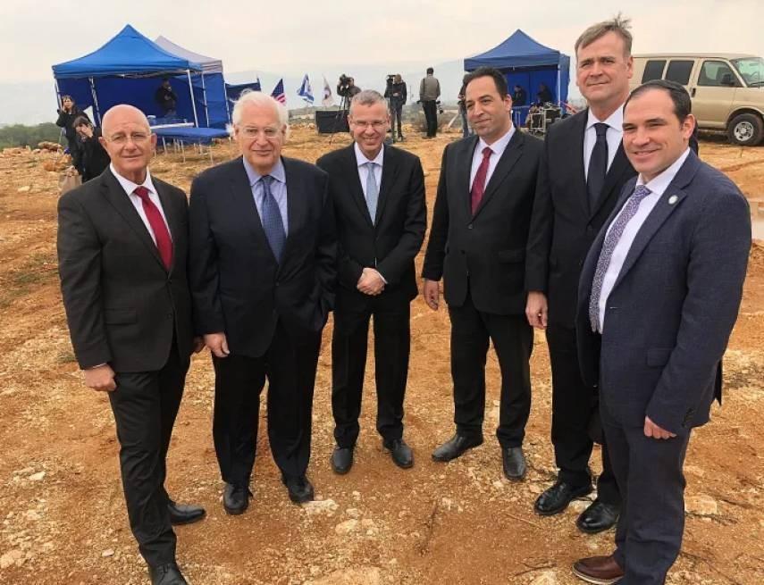 لجنة ترسيم الحدود الإسرائيلية تجتمع برئاسة نتنياهو لأول مرة