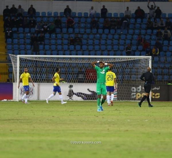 الإسماعيلي يخطف فوزاً مثيراً من الرجاء المغربي
