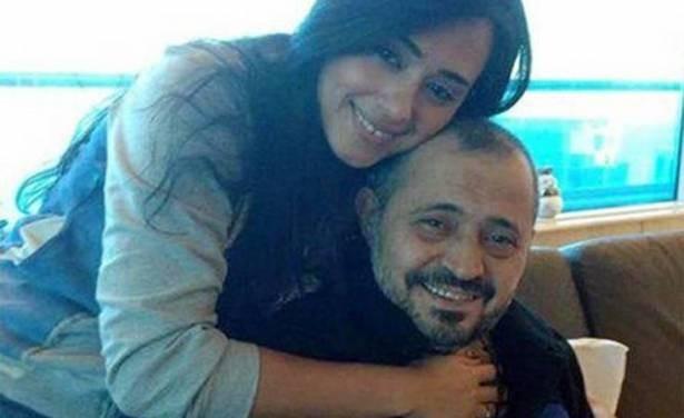 """شاهدوا: """"جورج وسوف"""" يلتقي ابنته الوحيدة من زوجته القطرية بعد 5 سنوات"""