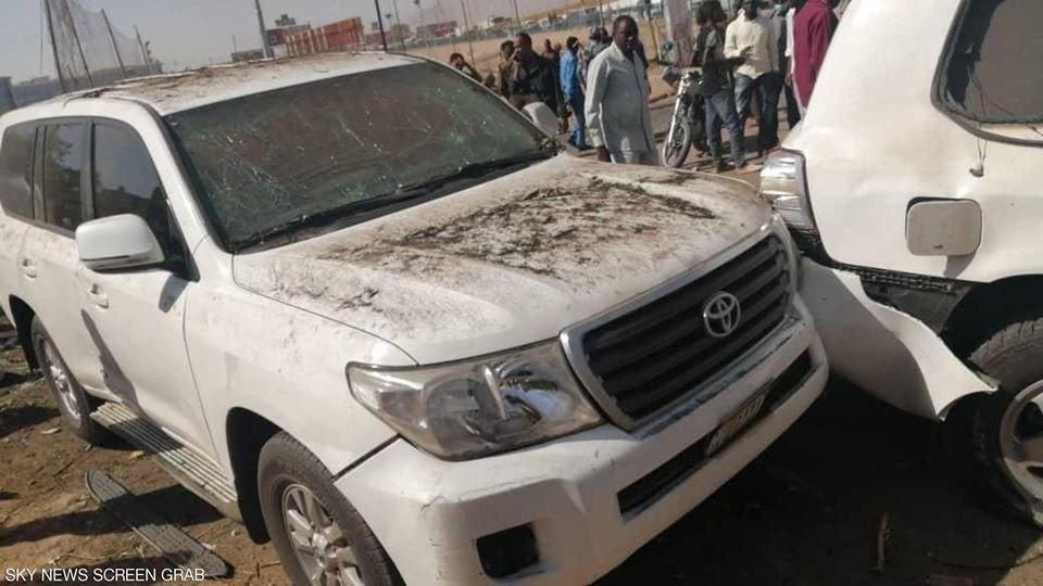 """تعرُّض رئيس وزراء السودان """"حمدوك"""" لمحاولة اغتيالٍ فاشلة"""
