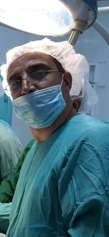 إنقاذ ذراع مريض من البتر في مستشفى الخدمة العامة بغزّة