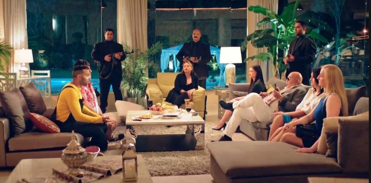 """شاهد: مسلسل """"رجالة البيت"""" الحلقة 28  بيومى فؤاد يؤجر غرفة منزل لحرامية"""