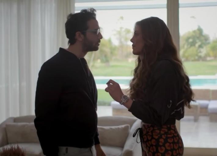 """بالصور: الحلقة 29 من مسلسل """"لما كنا صغيرين"""" ريهام حجاج تعترف بأسباب انتقامها من أصدقائها"""
